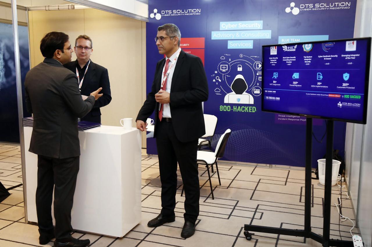 DTS Solution at CISO MAG Summit & Awards