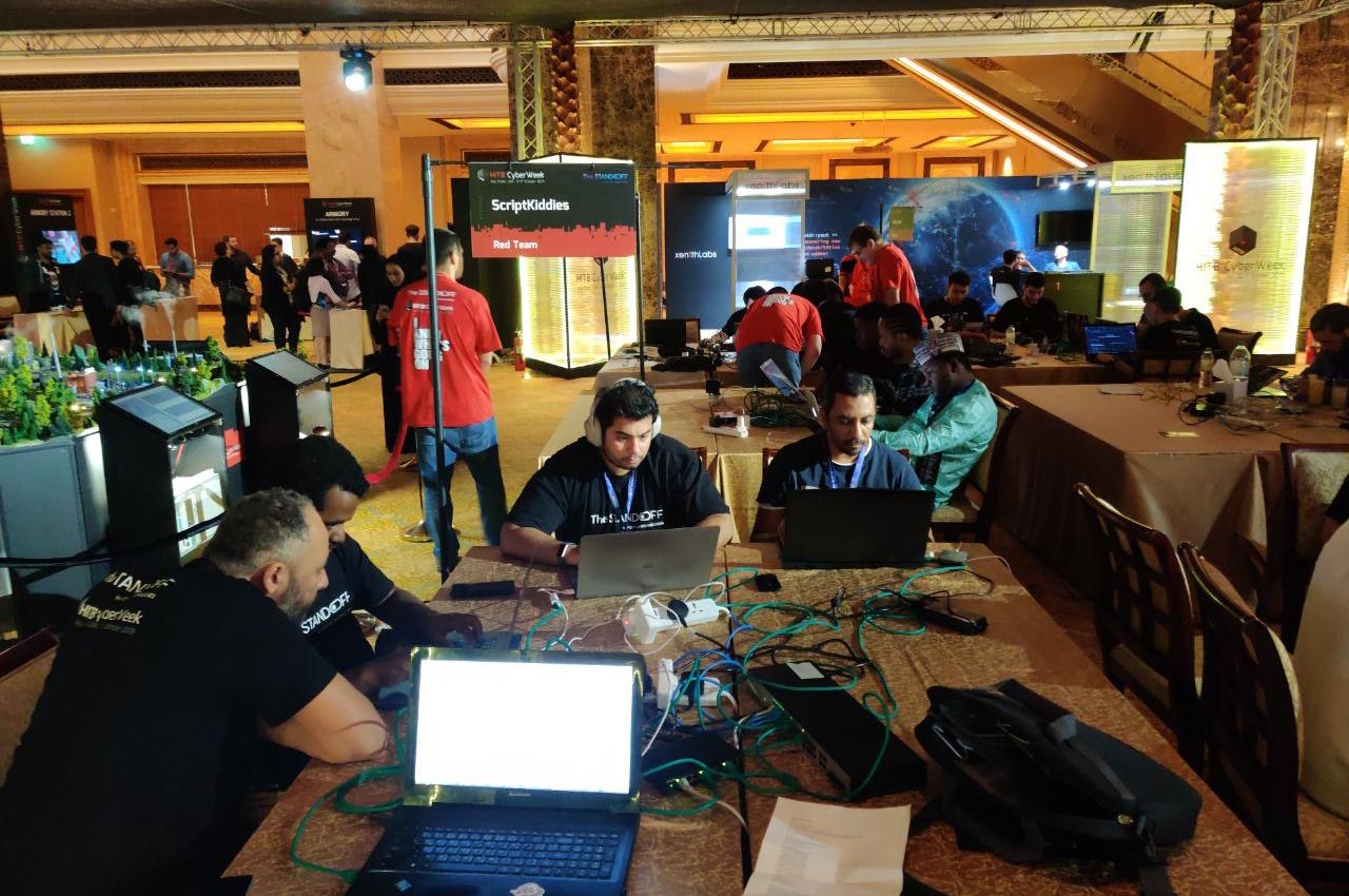 DTS Solution at Hack In The Box