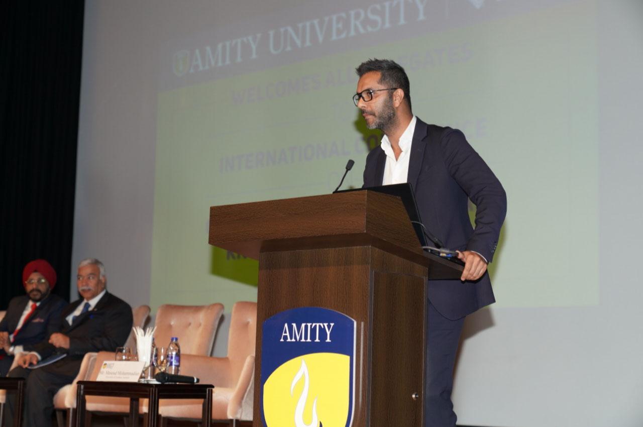 Amity Award for Emerging Technocrat